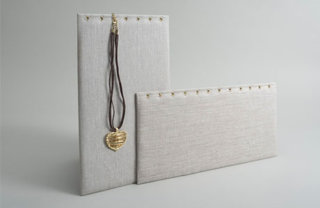 Pad with Hooks